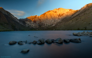 Convict Lake Sunrise