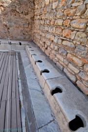 Public Toilets at Ephesus