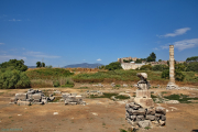 Whats left of the Temple of Artemis