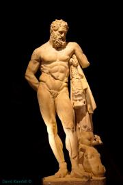 Weary Herakles (Hercules)